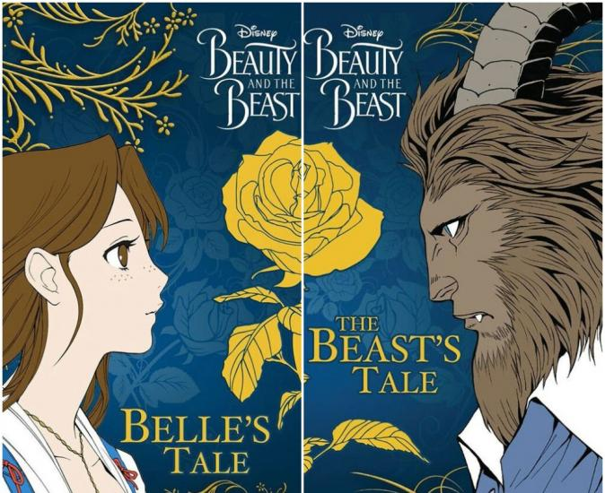 New 'Beauty And The Beast' Manga Focuses On Both Sides Of The Classic Tale