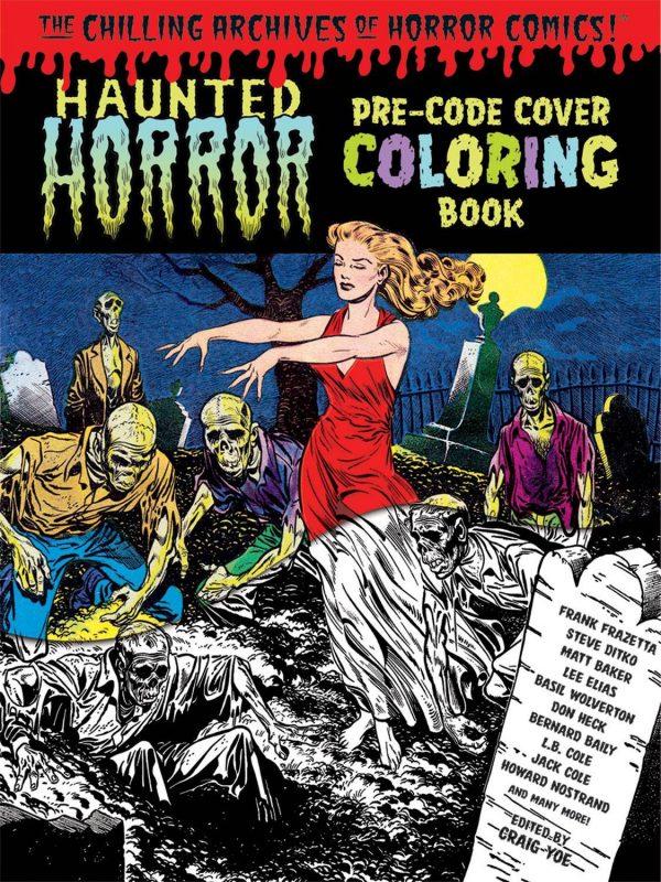 pre-code-horror