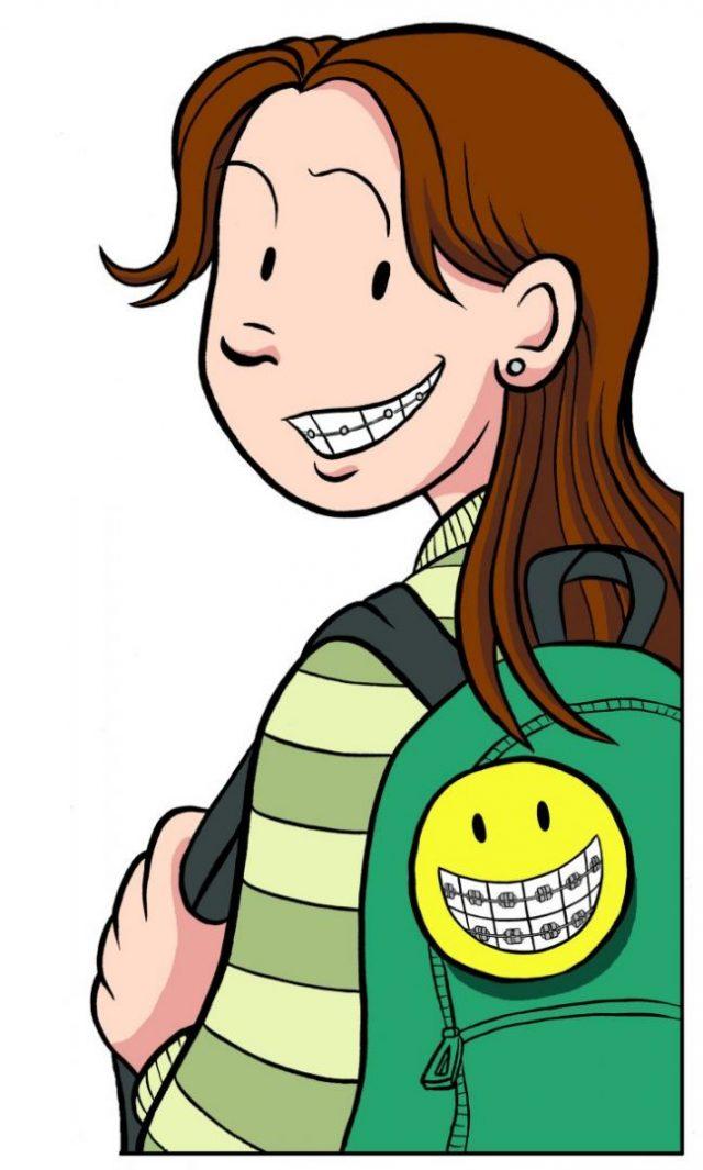 Book Review: Smile by Raina Telgemeier