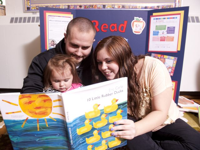 The Three Benefits Of Reading Aloud (At Any Age!)