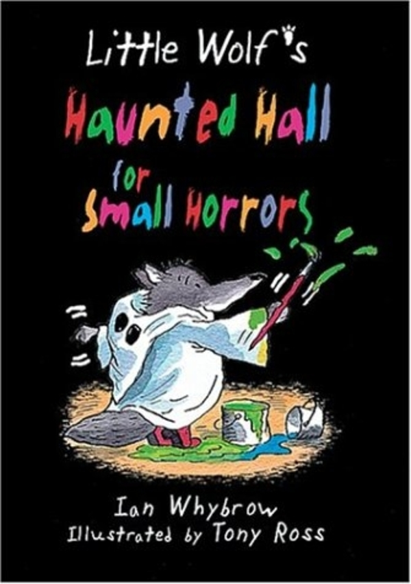 haunted hall book