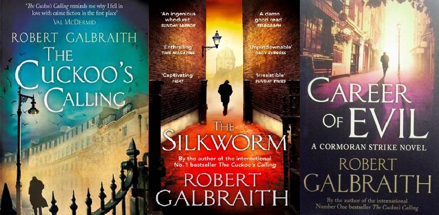 Why You Should Read The Cormoran Strike Series By Robert Galbraith (A.K.A. J.K. Rowling)