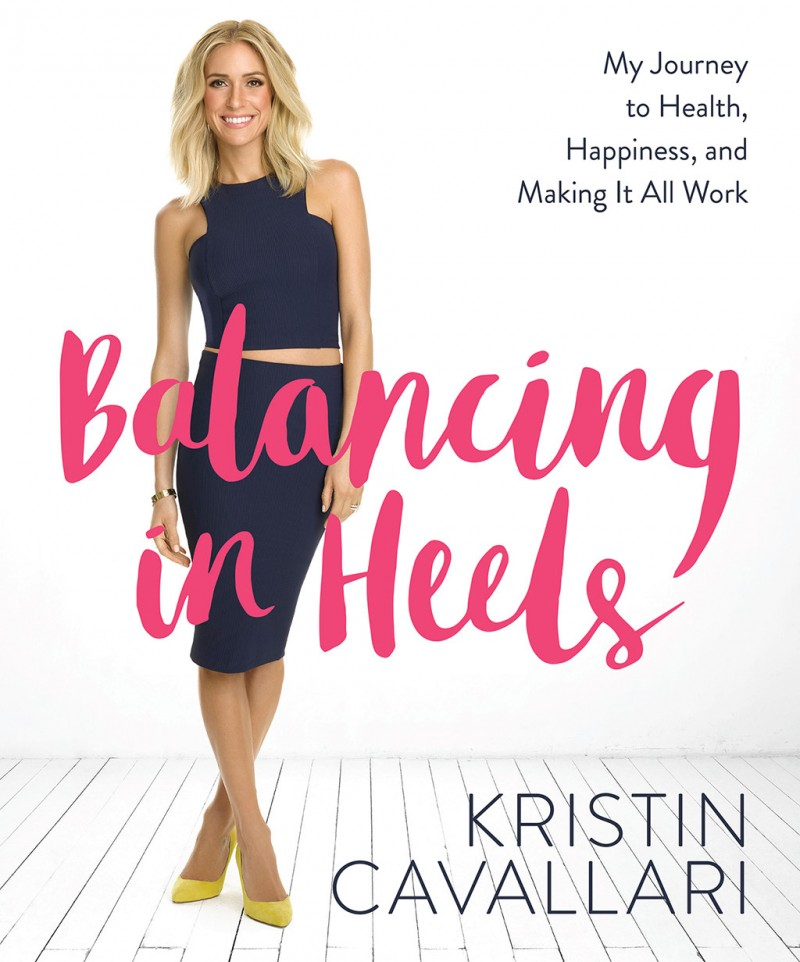 VIDEO: Kristin Cavallari & 4 Other New Celebrity Books About Life, Fitness, and Everything In Between