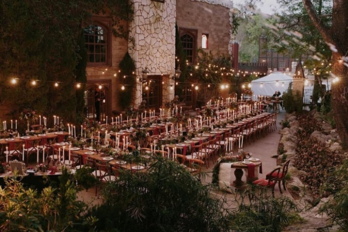 This Bewitching 'Harry Potter' Themed Wedding Creates A Magical Occasion