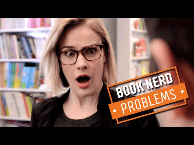 VIDEO: Book Nerd Problems: Losing Your Place