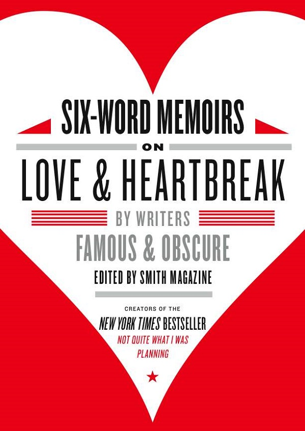 six-word-memoir-love-book-cover