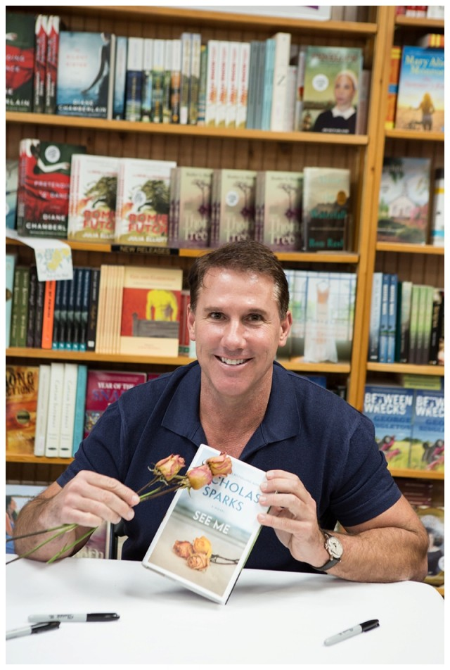 VIDEO: An Interview With Author Nicholas Sparks