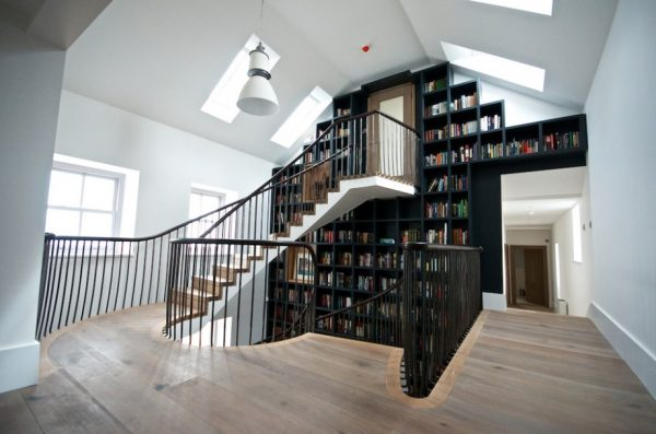 spiral-staircase-with-a-beautiful-bookcase-wall3