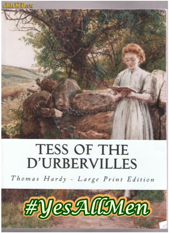 tess of the d'urbervilles book cover