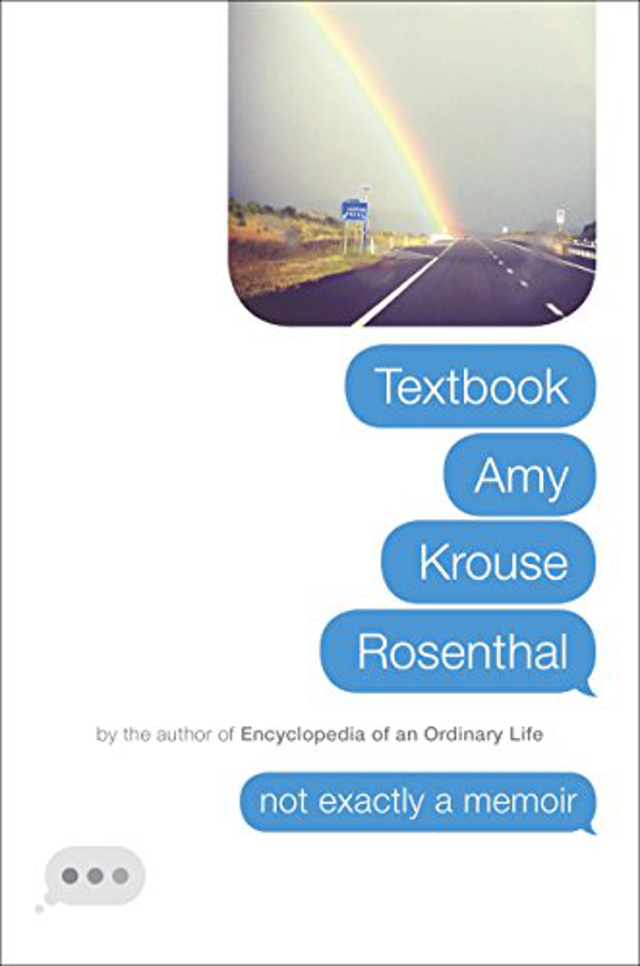 Text An Author: A Review Of 'Textbook Amy Krouse Rosenthal'