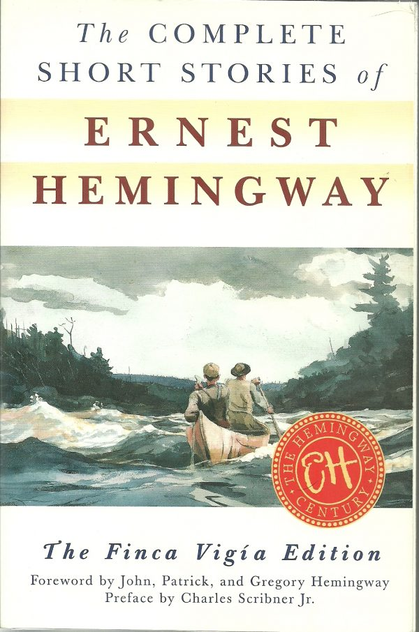the-complete-short-stories-of-ernest-hemingway
