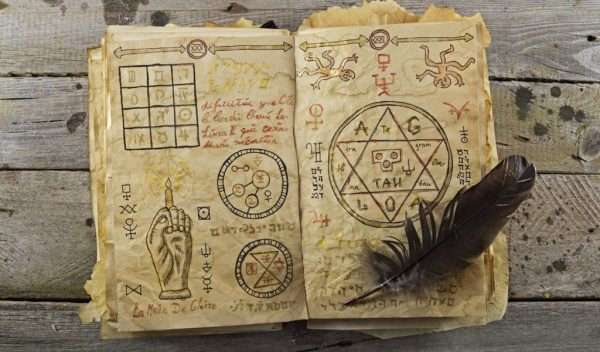 Grand Grimoire (The Red Dragon)