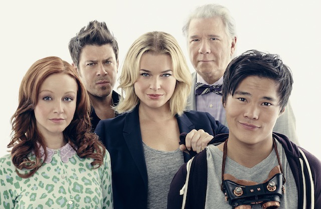 TNT's 'The Librarians' To Be Adapted Into Comics And Graphic Novels