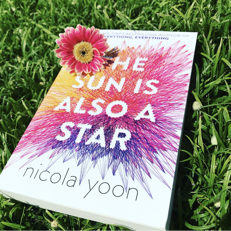 VIDEO: 'The Sun Is Also A Star' Book Cover String Art | Behind The Scenes