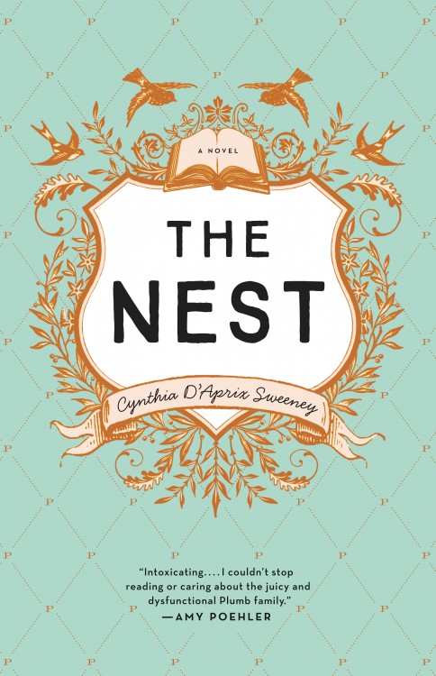 "This book cover image released by Ecco shows ""The Nest,"" a book by Cynthia d'Aprix Sweeney, about four adult siblings whose inheritance is in jeopardy. (Ecco via AP)"
