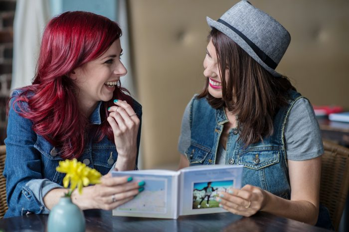 VIDEO: Do You Share Your Books With Friends?
