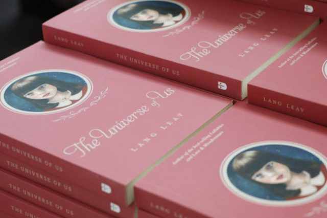 Book Review: The Universe Of Us By Lang Leav