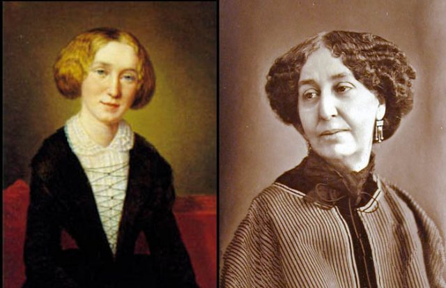 In Praise Of Two Women Named George: George Eliot And George Sand