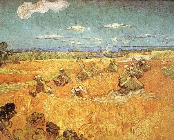 Source: Van Gogh Gallery