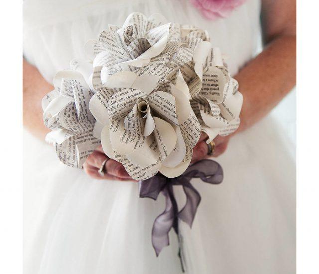 11 Stunning Wedding Dresses For The Bookish Romantic